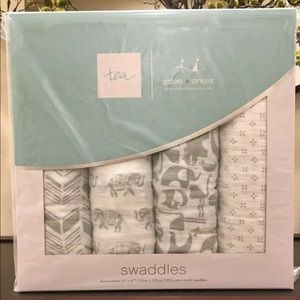 Aden + Anais Swaddle Blankets NWT